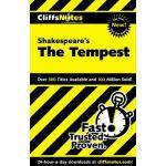 【预订】CliffsNotes on Shakespeare's The Tempest