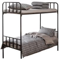 纯棉大学生宿舍床上用品三件套寝室件套床单人被套被褥装床笠