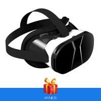 眼镜头戴式虚拟现实rv一体机苹果安卓手机专用3d电影智能设备 VR眼镜单品
