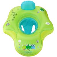 0-12月宝宝座圈腋下游泳圈3-6岁儿童婴儿游泳圈T型坐圈