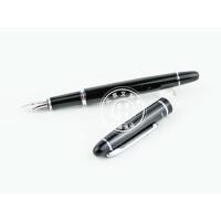 PimioPicasso毕加索PS-608安格丽斯纯黑铱金笔/墨水笔/钢笔