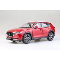 1:18长安马自达CX5汽车模型合金原厂MAZDA马52018款合金汽车模型摆件 红色(现货) 魂动红顺丰