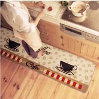 韩式家居丙纶圈绒地毯进门卧室浴室门口防滑薄地垫厨房拼接脚垫