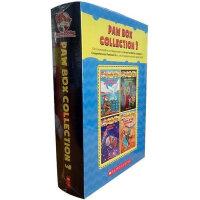 Geronimo Paw Set 3 老鼠记者阅读理解练习册套装3 ISBN9555717700756
