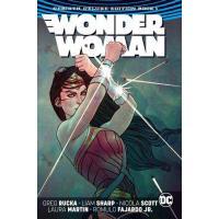 【预订】Wonder Woman: The Rebirth Deluxe Edition Book 1 (Rebirt
