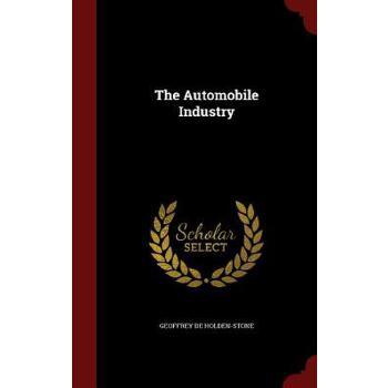 【预订】The Automobile Industry 预订商品,需要1-3个月发货,非质量问题不接受退换货。