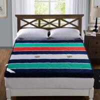 加厚海绵床垫0.9m1/1.2/1.35/1.5/1.8x1.9*2米学生宿舍床垫床褥子定制
