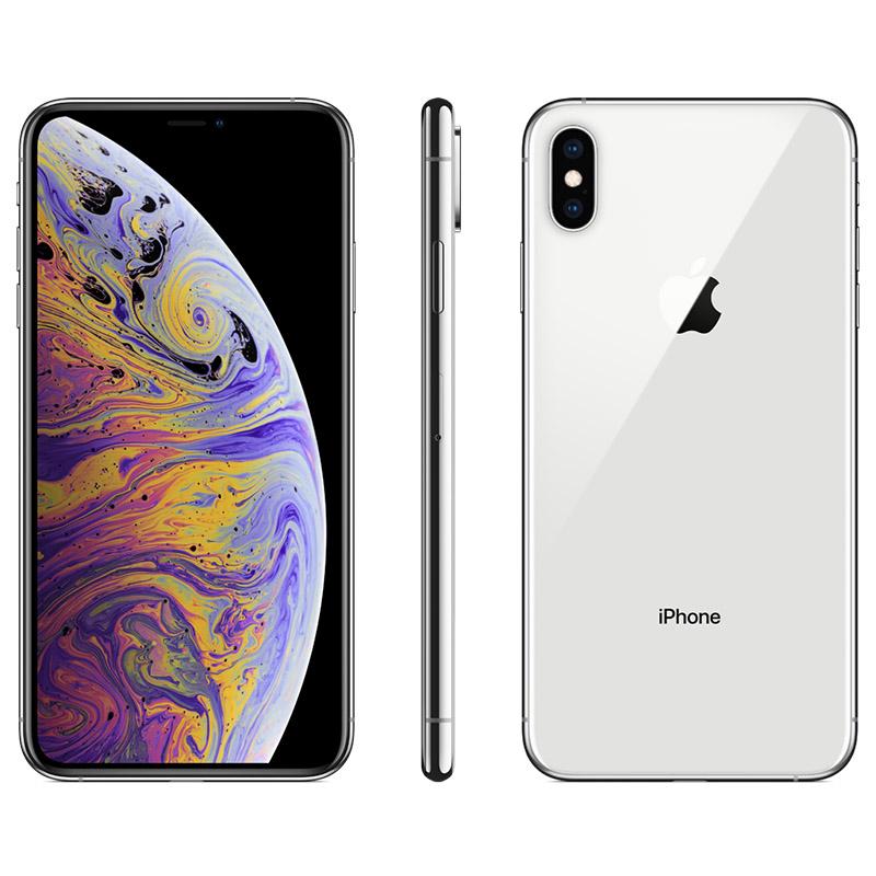 Apple iPhone XS Max 512G 银色 支持移动联通电信4G手机 国行正品 全国联保 不支持礼品卡