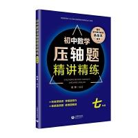 7年级/初中数学压轴题精讲精练 上海教育出版社