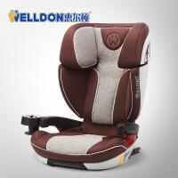 安全座椅 儿童安全座椅儿童座椅isofix硬接口 宝宝汽车用座椅3-12岁 3c