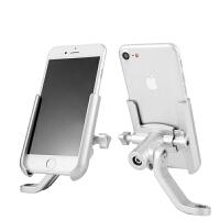 手机支架自行车导航架防震电动摩托车可充电
