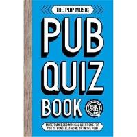 预订The Pop Music Pub Quiz Book:More than 5,000 musical questi