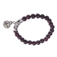 梦克拉 玛瑙石榴石手链 喜上眉梢 时尚手链 两款可选 可礼品卡购买
