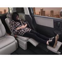 专用15-19款奥德赛改装中排座椅脚托脚拖 18艾力绅第二排腿托配件