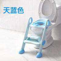 儿童坐便器马桶圈男孩 儿童坐便器马桶梯椅女宝宝小孩男孩厕所马桶架盖婴儿座垫圈楼梯式o