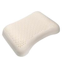 乳胶枕头天然橡胶代美容护颈枕芯L07定制