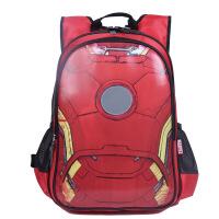 新年特价 迪士尼/Disney BA5004B/红色 小学生书包男女1-3-4年级漫威减负双肩背包儿童8-10-12岁