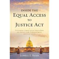 预订Inside the Equal Access to Justice Act:Environmental Litig