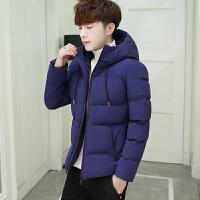 男士外套冬季棉袄韩版潮流新款冬装加厚棉服冬天男装棉衣