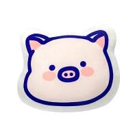 猪猪抱枕 动漫周边小猪空头肥宅团子生日礼物二次元滑稽