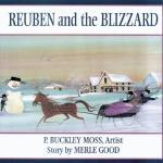 【预订】Reuben and the Blizzard