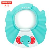 宝宝洗头神器 护耳防水儿童浴帽 小孩洗澡洗发帽 可调节 可调节