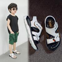 2019夏季新款儿童凉鞋小孩男童鞋子中大童韩版宝宝软底鞋沙滩鞋