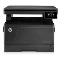 惠普(HP) LaserJet Pro M435nw 工作组级A3黑白数码复合机 M435NW无线打印一体机 (打印