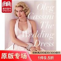 经典婚纱图录The Wedding Dress卡西尼迪奥香奈儿英文原版图书