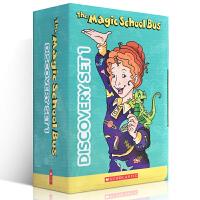 Magic School Bus Discovery Set1 (with CD)神奇校车・桥梁书(第一辑10册+进口