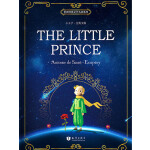 小王子 The Little Prince彩色全英文插图版 世界经典文学名著系列