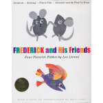 Frederick and His Friends (by Leo Lionni) 田鼠阿佛和他的朋友(精装,含CD) ISBN9780375822995