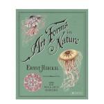 【PRESTEL出版】 Ernst Haeckel 恩斯特・海克尔:自然界中的艺术形式:22张拉出式海报