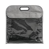 透明手提包包收纳防尘袋防潮袋可悬挂式衣橱挂袋整理储物袋 大号 大号