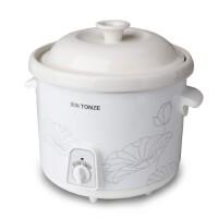 Tonze/天际 DDG-40N煲汤锅 陶瓷炖锅 白瓷内胆电炖锅煮粥锅4L慢炖