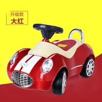 宝宝学步车1-3岁儿童车玩具车滑行车 可骑可坐人助步车四轮溜溜车