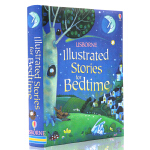 进口英文原版绘本 The Usborne Illustrated Stories for Bedtime 精装全彩插画