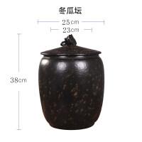 景德镇家用防潮防虫密封型陶瓷米缸米桶带盖储米箱储物罐