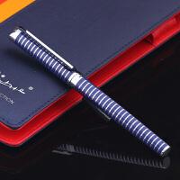 毕加索钢笔PS-82拿波里蓝纹8K金笔/钢笔/墨水笔