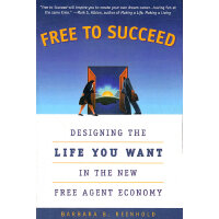 Free to Succeed(ISBN=9780452282513) 英文原版