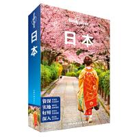 孤独星球Lonely Planet国际旅行指南系列:日本(第二版)