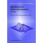 【预订】Introduction to Global Optimization