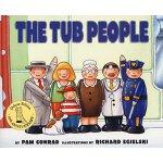 The Tub People拇指人(20世纪经典童书)ISBN9780064433068