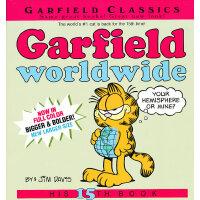 Garfield Worldwide加菲猫系列 ISBN9780345917546