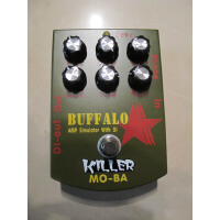 killer 电琴 电声吉他 电吉他 (模拟效果器) MO-BA 水陆坦克 电吉他效果器