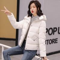 冬装棉袄女2018新款短款韩版百搭学生冬季外套时尚女羽绒棉衣