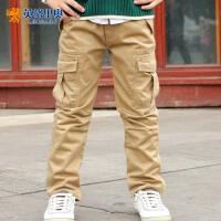 英格里奥童装男童装 新款 多袋休闲裤10459