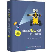 微小型无人系统设计与制作 电子工业出版社