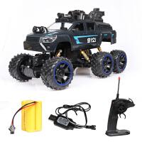 超大遥控越野车四驱遥控车玩具充电男孩无线遥控汽车儿童玩具6岁 38cm高速六驱攀爬车 不怕摔可*