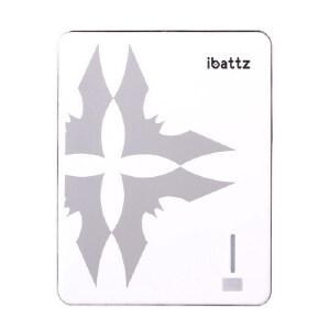 ibattz 艾贝斯 IB-PWB-BK-01 (6600mAh) 便携 移动电源 充电宝